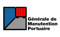 Logo GENERALE DE MANUTENTION PORTUAIRE