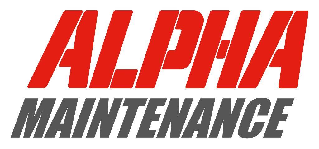Logo ALPHA MAINTENANCE