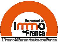 Logo IMMO DE FRANCE NORMANDIE