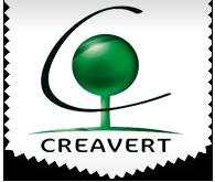Logo de l'entreprise CREAVERT