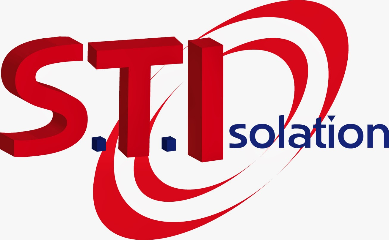 Logo ST ISOLATION