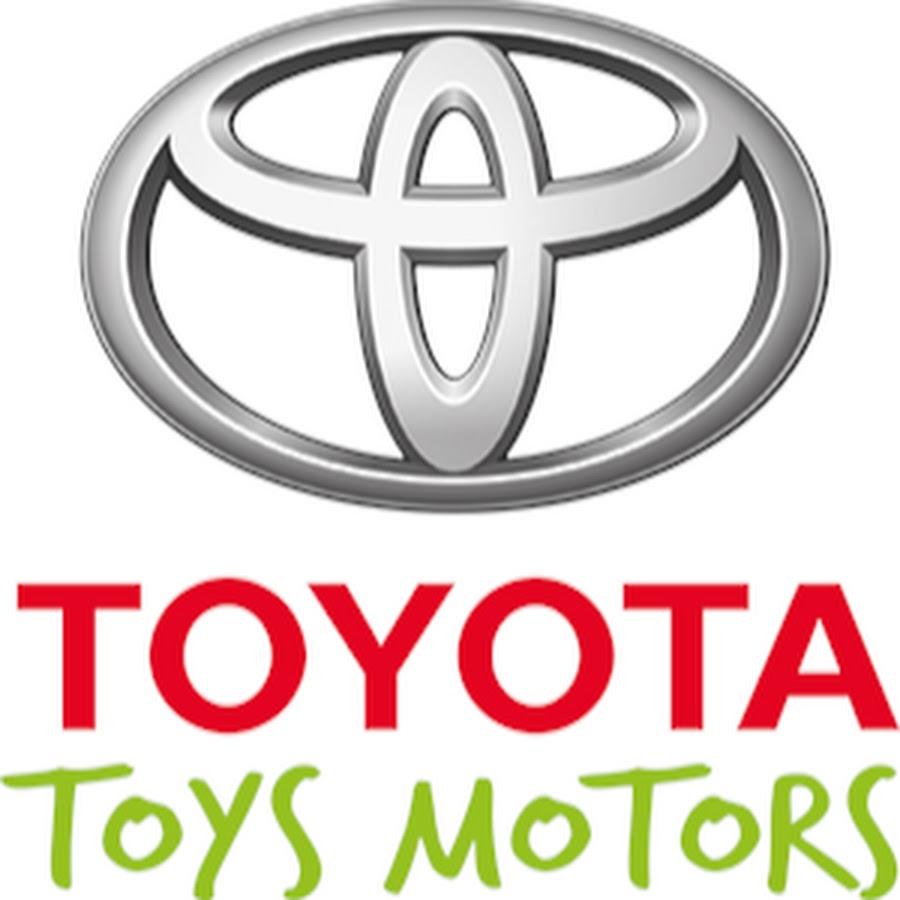Logo TOYOTA TOYS MOTOR - RCM