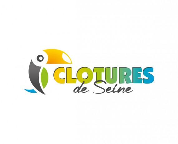 Logo CLOTURES DE SEINE