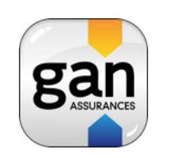 Logo GAN ASSURANCES LE HAVRE FOCH