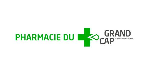 Logo PHARMACIE DU GRAND CAP