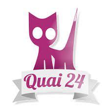 Logo de l'entreprise QUAI 24